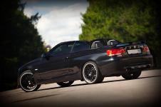 BMW 3 Series Cabriolet E93 внешний тюнинг Hamann