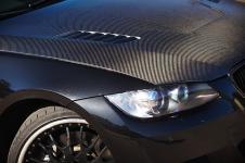 капот Vorsteiner на BMW 3 Series Cabriolet E93