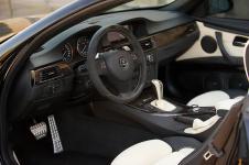 пошив салона с алькантарой BMW 3 Series Cabriolet E93