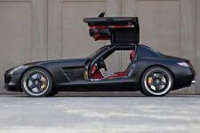 Mercedes SLS Supersport Edition Black Kicherer