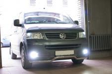 VW Transporter T5 тюнинг бампера Antec