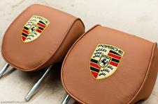 Porsche Cayenne тюнинг интерьера салона автомобиля