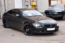 BMW 6-series внешний тюнинг