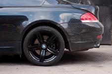BMW 6-series задние диски