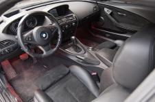 BMW 6-series перешив салона