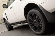 Range Rover - покраска задних дисков