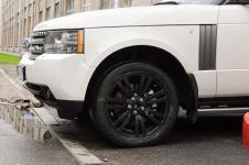 Range Rover - покраска передних Range Rover - покраска дисков