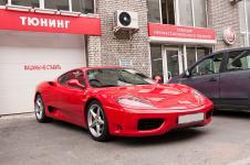 Ferrari 360 Modena внешний вид