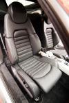 Ferrari 360 Modena вставки в сидения из карбоновой кожи
