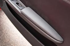 Ferrari 360 Modena ручки дверей из кожи под карбон