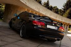 BMW 3 Series Cabriolet E93 задний бампер Hamann