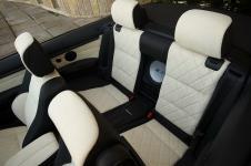 перетяжка сидений BMW 3 Series Cabriolet E93