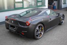 Ferrari 458 Italia Nighthawk Cam Shaft