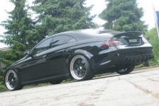 Mercedes CLS 55 MH-Dezent