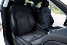 кожанный салон Audi A5