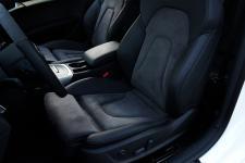 пошив салона Audi A5