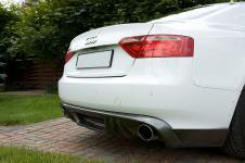 тюнинг Audi A5 от Rieger выхлопная система Milltek Sports