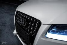 тюнинг Audi A5 решетка радиатора Rieger