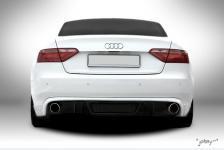 тюнинг Audi A5 от Rieger задний бампер