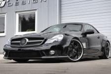 Mercedes-Benz SL R230  Prior Design