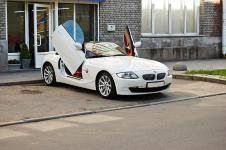 BMW Z4 Cabrio - комплект вертикального открытия дверей тюнинг-ателье LSD