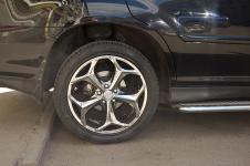 Lexus RX с дугами Schiessler и дисками Oxigin