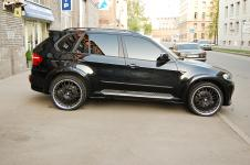 BMW X5 диски от Hamann Edition Race 23""