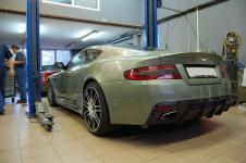 Aston Martin в тюнинге Mansory