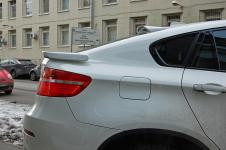 BMW X6 спойлер на багажник от Hamann