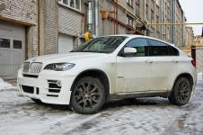BMW X6 стайлинг Hamann