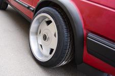 VW Jetta - Borbet задние диски Borbet Design A