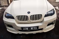 свет Hamann Tycoon на BMW X6