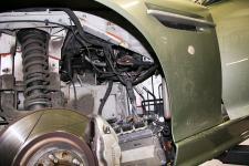 Aston Martin ремонт электропроводки