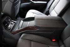BMW X6 переделка консоли управления
