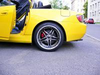 Honda S2000 задние колесные диски Barracuda Starform Evo 9,5x18