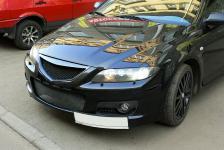 Mazda 6 MPS сеточки вместо габаритных огней