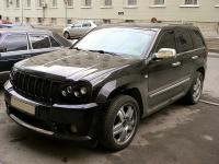 "Jeep Grand Cherokee SRT 20"" диски от фирмы ""VMAXX"""