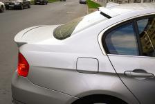 BMW 3 series E90 Lumma спойлер на багажник, спойлер на крышу