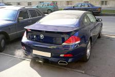 AC-Schnitzer на BMW 6 выпускная система