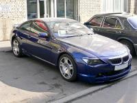 BMW 6 в тюнинге от AC-Schnitzer внешний вид