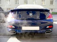BMW 6 в тюнинге от AC-Schnitzer задний бампер