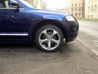 VW Touareg - Je Design 20-ти дюймовые диски от фирмы TechArt