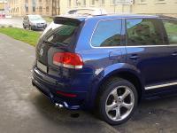 VW Touareg - Je Design хромированные пороги
