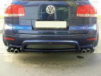 VW Touareg - Je Design насадки на глушитель