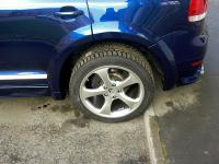 VW Touareg - Je Design расширители задних арок