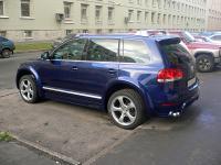 VW Touareg - Je Design спойлер на крышу