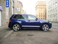 VW Touareg - Je Design боковые пороги