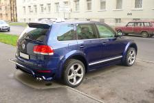 VW Touareg - Je Design задний бампер