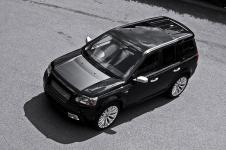 Land Rover Freelander RS200 Project Kahn
