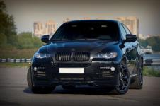 передний бампер BMW X6 от Hamann